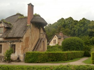 Perceptions of the countryside: the Hameau de la Reine at Versailles.